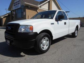 Used 2008 Ford F-150 XL 4.6L V8 Regular Cab 8Ft Box ONLY 71,000Km for sale in Etobicoke, ON