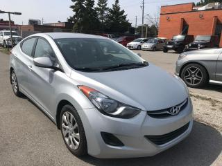 Used 2013 Hyundai Elantra GL,AUTO,SAFETY+3YEARS WARRANTY INCLUDED for sale in Toronto, ON