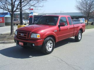 Used 2011 Ford Ranger SPORT     4X4 for sale in York, ON