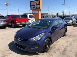 Used 2014 Hyundai Elantra L*ONLY 152KMS**MANUAL**POWER OPTION*CERTIFIED for sale in London, ON