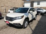 Photo of White 2013 Honda CR-V