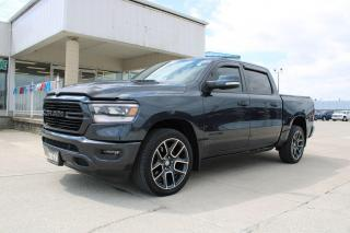 Used 2019 RAM 1500 SPORT for sale in Tilbury, ON