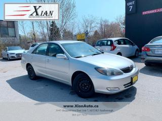 Used 2003 Toyota Camry for sale in Scarborough, ON
