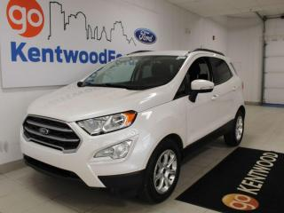 Used 2019 Ford EcoSport SE | FWD | NAV | Fuel Efficient | Low KM for sale in Edmonton, AB