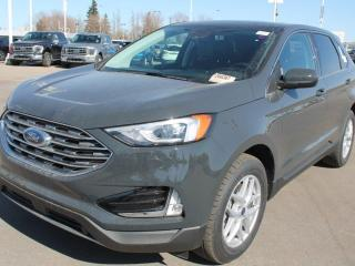 New 2021 Ford Edge SEL | AWD | 201a Pkg | Heated Steering | Power Liftgate | Sunroof | Adaptive Cruise for sale in Edmonton, AB