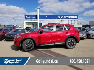 Used 2016 Mazda CX-5 GT/SUNROOF/LEATHER/HEATED SEATS for sale in Edmonton, AB