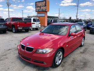 Used 2008 BMW 3 Series 328xi*AWD*6 SPEED*DRIVES GREAT*MAINTAINED*AS IS for sale in London, ON