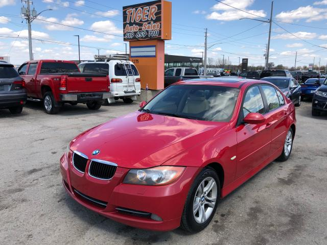 2008 BMW 3 Series 328xi*AWD*6 SPEED*DRIVES GREAT*MAINTAINED*AS IS
