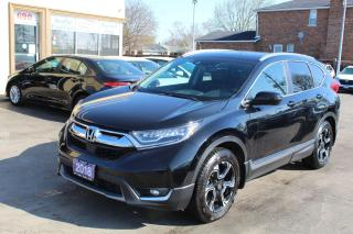 Used 2018 Honda CR-V Touring for sale in Brampton, ON