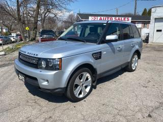 Used 2012 Land Rover Range Rover Sport HSE LUXURY/Navi/Camera/Bluetooth/Certified for sale in Scarborough, ON