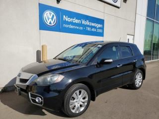 Used 2010 Acura RDX AWD - LEATHER / HTD SEATS for sale in Edmonton, AB