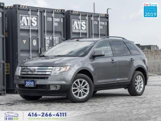 Used 2010 Ford Edge SEL|AWD|Leather|Heated seats| for sale in Bolton, ON