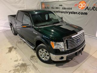 Used 2012 Ford F-150 XLT for sale in Peace River, AB