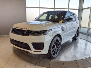 Used 2019 Land Rover Range Rover Sport HST for sale in Edmonton, AB