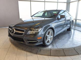 Used 2014 Mercedes-Benz CLS-Class V8 ALL WHEEL DRIVE - NO ACCIDENTS for sale in Edmonton, AB