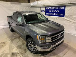 New 2021 Ford F-150 Lariat for sale in Peace River, AB