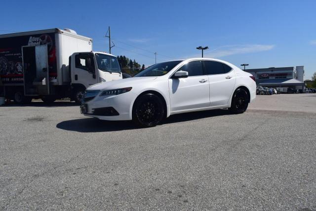 2015 Acura TLX Elite