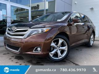 Used 2015 Toyota Venza LIMITED - AWD, LEATHER, HEATED SEATS, NAV, BACK UP for sale in Edmonton, AB