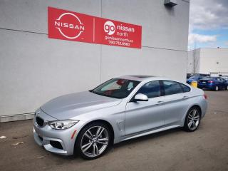 Used 2015 BMW 4 Series 435i xDrive for sale in Edmonton, AB