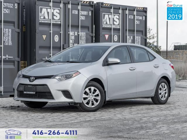 2014 Toyota Corolla CE|Auto|Bluetooth|Power group|