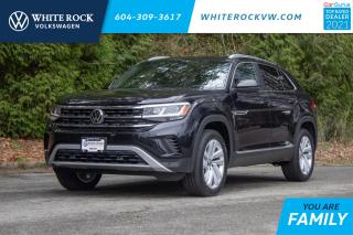 New 2021 Volkswagen Atlas Cross Sport 3.6 FSI Highline *WIRELESS APP CONNECT* *LANE ASSIST* *ADAPTIVE CRUISE* *LEATHER* *SUNROOF* for sale in Surrey, BC