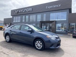 Used 2014 Toyota Corolla CE for sale in Charlottetown, PE