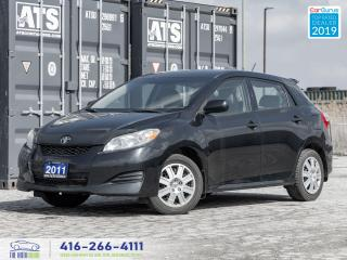 Used 2011 Toyota Matrix Auto||Air|Cruise| for sale in Bolton, ON