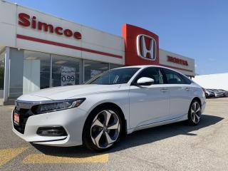 Used 2019 Honda Accord Touring 1.5T for sale in Simcoe, ON