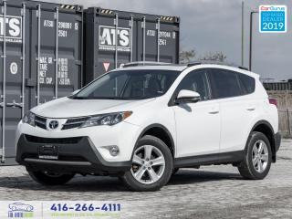 Used 2014 Toyota RAV4 XLE|Heated seats|Sunroof|Camera|Bluetooth| for sale in Bolton, ON