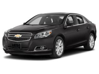 Used 2013 Chevrolet Malibu 2LT for sale in Burnaby, BC