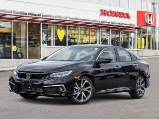 New 2021 Honda Civic Touring for sale in Vancouver, BC