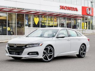 New 2021 Honda Accord Sport 1.5T for sale in Vancouver, BC