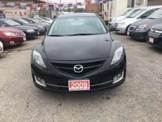 Used 2009 Mazda MAZDA6 4 Dr Auto Touring for sale in Etobicoke, ON