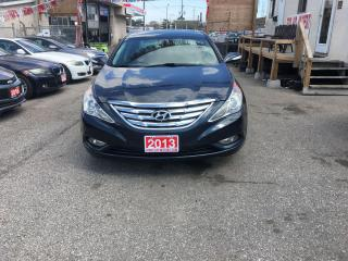 Used 2013 Hyundai Sonata 4 Dr Auto Limited for sale in Etobicoke, ON