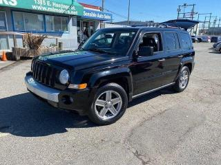 Used 2007 Jeep Patriot LIMITED for sale in Vancouver, BC