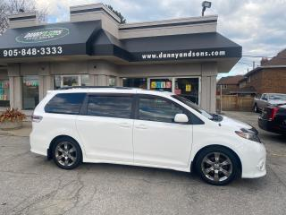 Used 2011 Toyota Sienna SE for sale in Mississauga, ON
