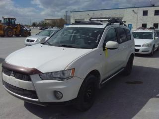 Used 2013 Mitsubishi Outlander GT for sale in Innisfil, ON