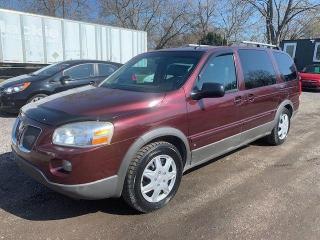 Used 2008 Pontiac Montana w/1SC for sale in Oshawa, ON