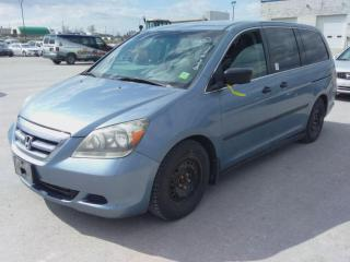 Used 2007 Honda Odyssey LX for sale in Innisfil, ON