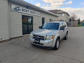 Used 2009 Ford Escape XLT for sale in Cambridge, ON