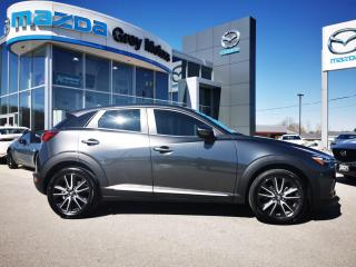 Used 2018 Mazda CX-3 GT for sale in Owen Sound, ON