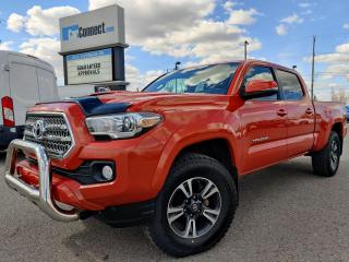 Used 2017 Toyota Tacoma TRD SPORT 4X4 DOUBLE CAB for sale in Ottawa, ON