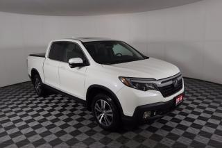 Used 2019 Honda Ridgeline EX-L 1 OWNER - NO ACCIDENTS | AWD | LEATHER | TONNEAU COVER for sale in Huntsville, ON