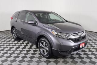Used 2019 Honda CR-V LX AWD | HEATED SEATS | ANDROID AUTO & APPLE CARPLAY for sale in Huntsville, ON