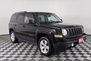 Used 2014 Jeep Patriot Sport/North NO ACCIDENTS | 4X4 | 2 SETS OF WHEELS for sale in Huntsville, ON