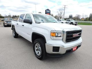 Used 2014 GMC Sierra 1500 SL 5.3L 4X4 Well maintained and underoiled for sale in Gorrie, ON