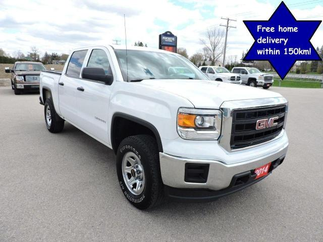 2014 GMC Sierra 1500 SL 5.3L 4X4 Well maintained and underoiled