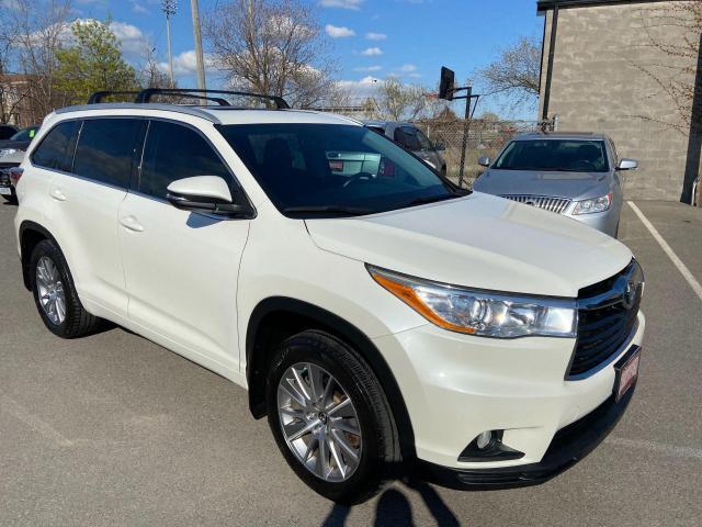 2016 Toyota Highlander XLE ** AWD, NAV , BACK CAM, HTD LEATH **
