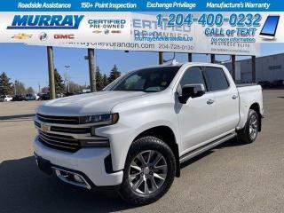 Used 2019 Chevrolet Silverado 1500 *New Rubber*Heated/Cooled Seats/Heated Steering*Remote Start*Power Tailgate*Tonneau*SprayIn Liner*Tow Pkg*Surround Vision Cam*Di for sale in Brandon, MB
