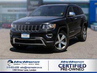 Used 2016 Jeep Grand Cherokee Limited for sale in London, ON